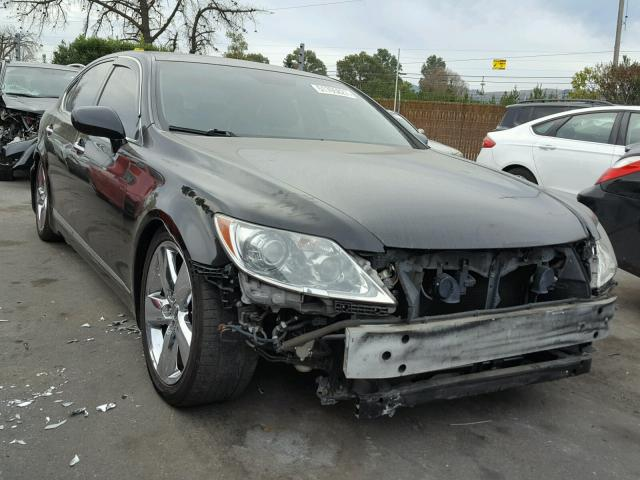 Auto Auction Ended on VIN: JTHGL46F975019117 2007 LEXUS LS 460L in ...