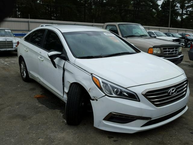 Auto Auction Ended on VIN: 5NPE24AA3GH429256 2016 HYUNDAI SONATA ECO