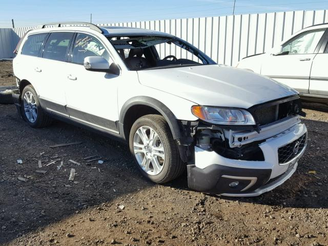 2016 volvo xc70 t5 for sale co denver salvage cars copart usa. Black Bedroom Furniture Sets. Home Design Ideas
