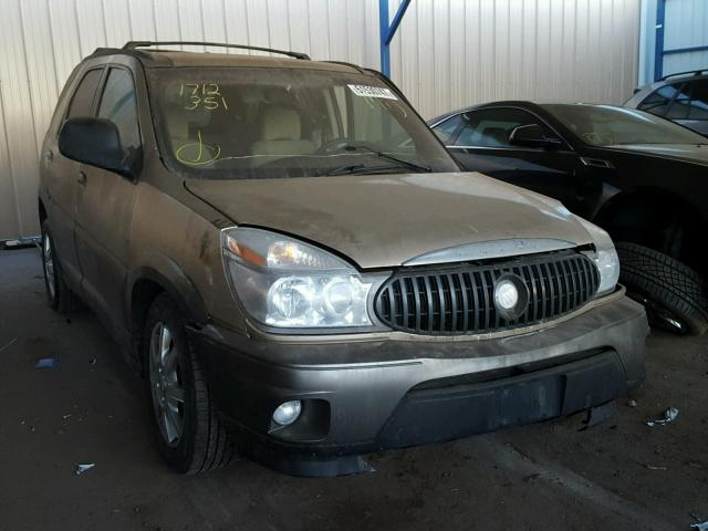Engine And Wiring Under The Hood Of A 2005 Buick Rendezvous from cs.copart.com