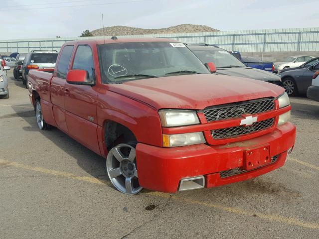 2005 Chevrolet Silverado 6 0l