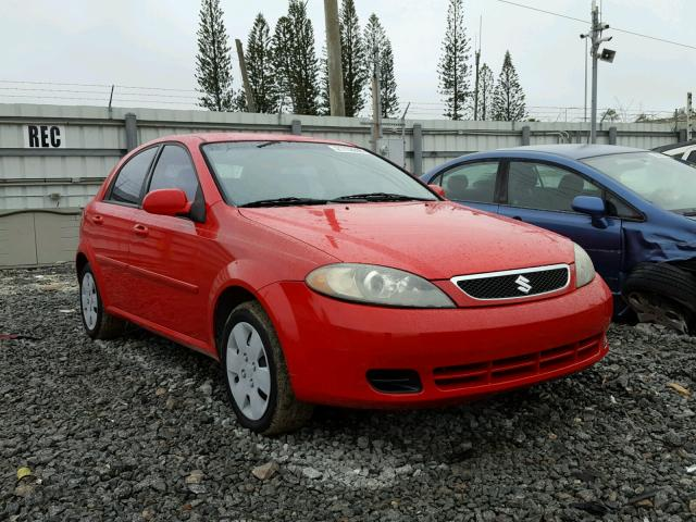 2007 SUZUKI RENO BASE 2.0L