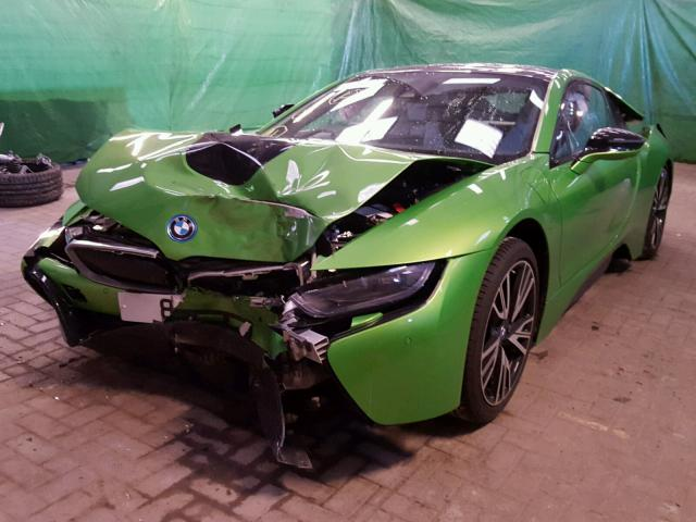 2017 Bmw I8 For Sale At Copart Uk Salvage Car Auctions
