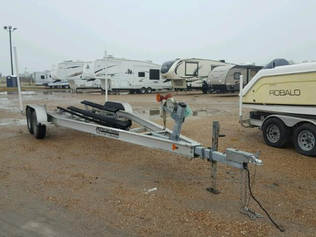 Salvage 2014 Boat TRAILER for sale