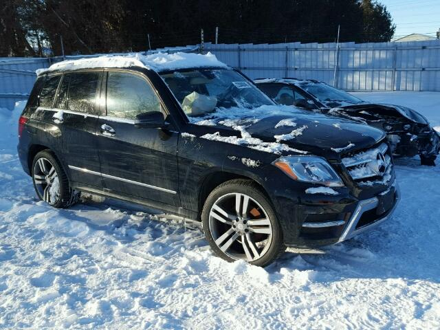 Auto auction ended on vin wdcgg8jb3dg155643 2013 mercedes for Mercedes benz glk350 service b cost