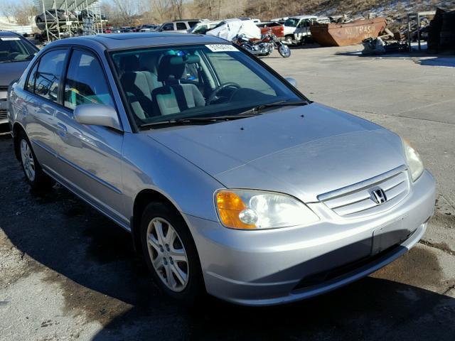 2003 HONDA CIVIC EX 1.7L