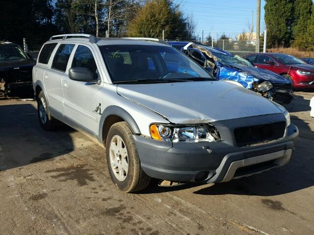 Volvo XC70 salvage cars for sale: 2006 Volvo XC70