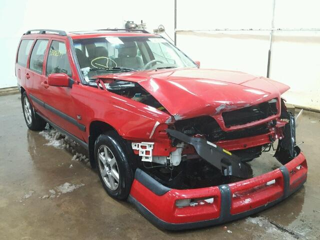 Auto Auction Ended On Vin Yv1lz56d8x2625068 1999 Volvo V70 Xc In Mi