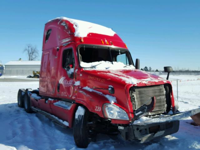 Salvage 2012 Freightliner CASCADIA 1 for sale