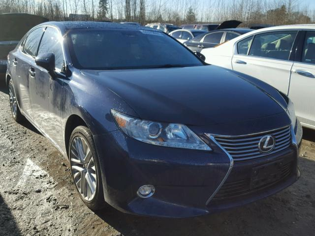 2014 lexus es 350 for sale wa north seattle salvage cars copart usa. Black Bedroom Furniture Sets. Home Design Ideas