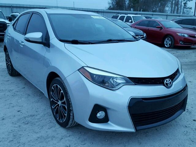 2014 Toyota Corolla Kelley Blue Book Value >> Auto Auction Ended on VIN: 5YFBURHE2EP071585 2014 TOYOTA COROLLA L in TX - Houston