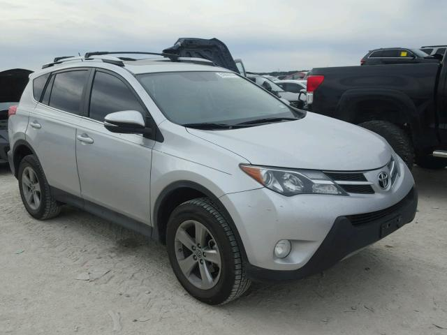 2015 toyota rav4 xle for sale tx austin salvage cars copart usa. Black Bedroom Furniture Sets. Home Design Ideas