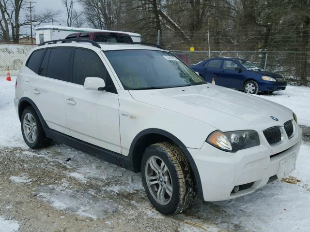 auto auction ended on vin wbxpa93476wd26548 2006 bmw x3 3. Black Bedroom Furniture Sets. Home Design Ideas
