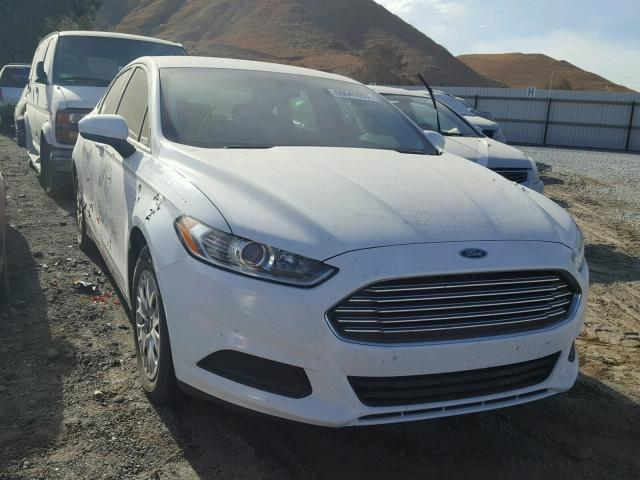 2014 FORD FUSION S 2.5L