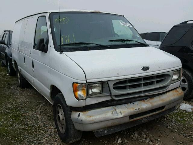 2002 ford econoline e150 van for sale tx houston. Black Bedroom Furniture Sets. Home Design Ideas