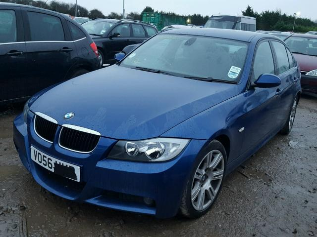2006 BMW 320D M SPO for sale at Copart UK - Salvage Car Auctions