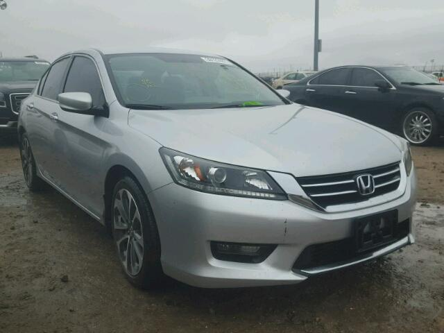 2015 honda accord sport for sale tx houston salvage cars copart usa. Black Bedroom Furniture Sets. Home Design Ideas