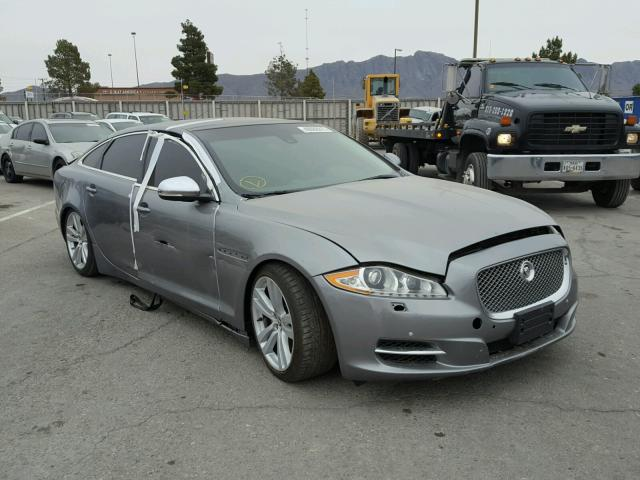 High Quality 2011 JAGUAR XJL BASE 5.0L