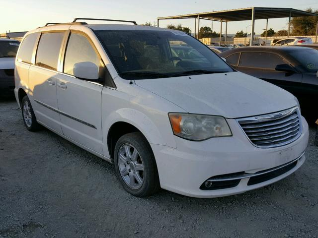 2011 CHRYSLER TOWN & COU 3.6L