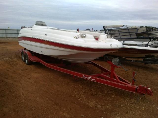 Salvage 1998 Chapparal MARINE TRAILER for sale