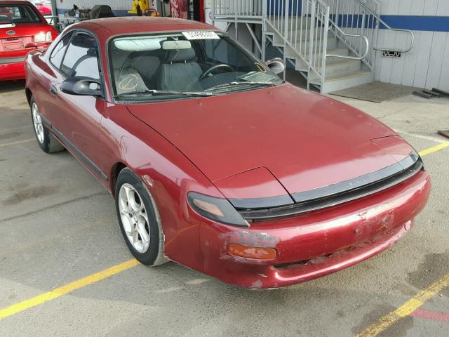 Auto Auction Ended on VIN JT2AT86F9M 1991 TOYOTA