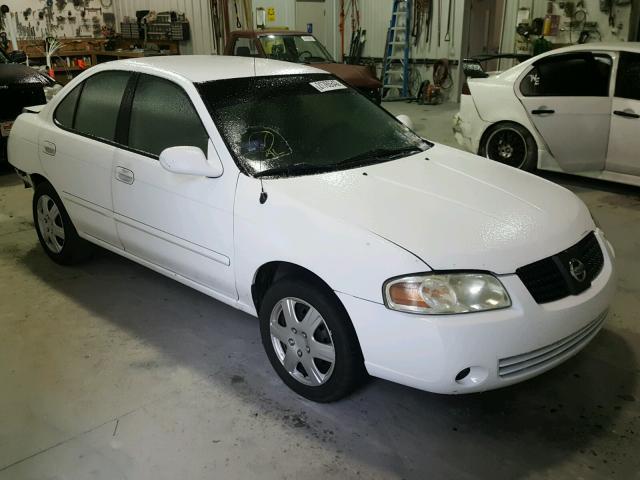 Auto Auction Ended On Vin 3n1cb51d84l894704 2004 Nissan Sentra 18