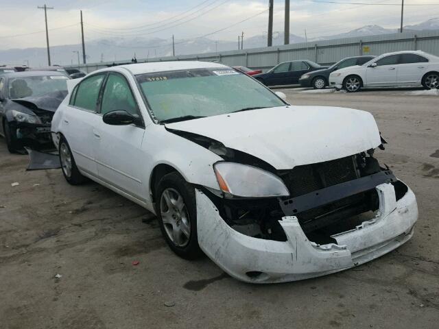 1n4al11d22c234229 2002 White Nissan Altima Bas On Sale In Ut