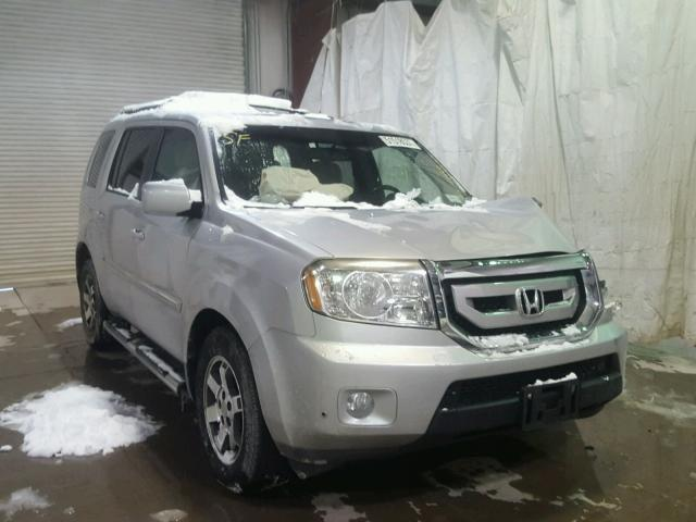 2009 honda pilot touring for sale ny rochester salvage cars copart usa. Black Bedroom Furniture Sets. Home Design Ideas