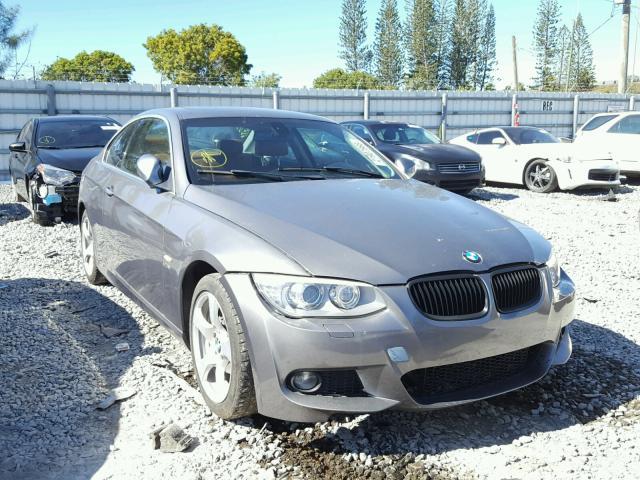 2011 BMW 328 XI SUL 3.0L