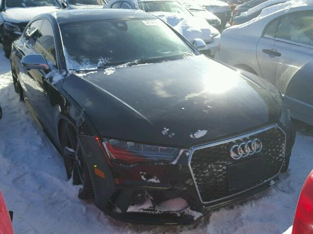 2016 Audi Rs7 For Sale On Toronto Salvage Cars Copart Usa