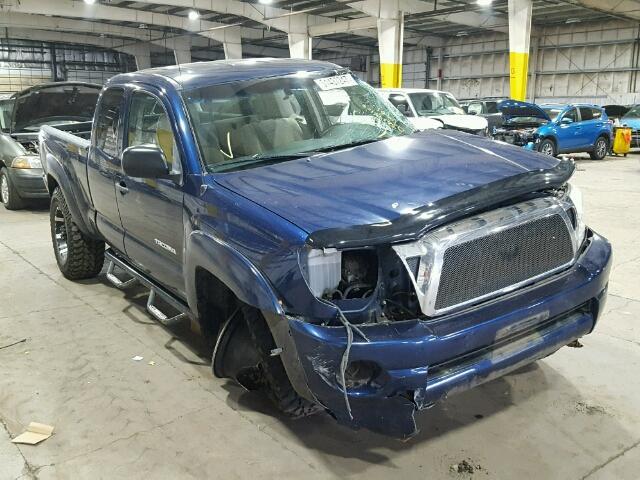 2006 TOYOTA TACOMA ACCESS CAB