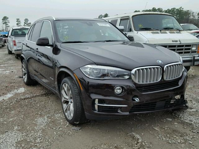2017 bmw x5 xdrive50i for sale tx houston salvage cars copart usa. Black Bedroom Furniture Sets. Home Design Ideas