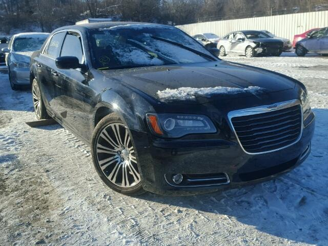 2012 CHRYSLER 300 V6 3.6L