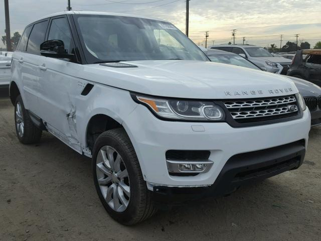 Auto Auction Ended On VIN SALWRWFEA LAND ROVER RANGE - Range rover repair los angeles