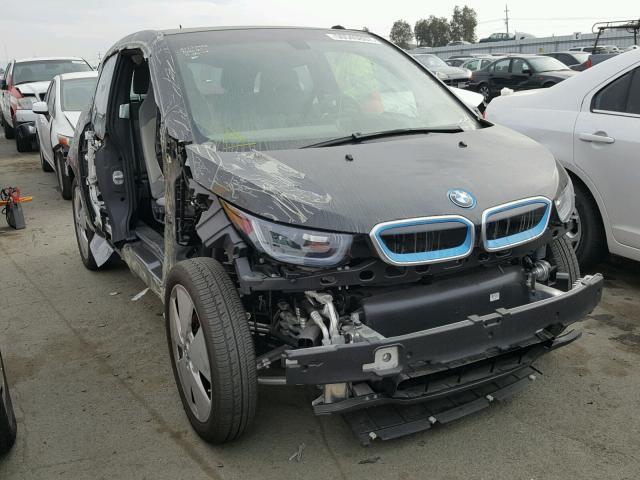 Auto Auction Ended On VIN WBYZCXFV BMW I BEV In CA - 2015 bmw i3 bev
