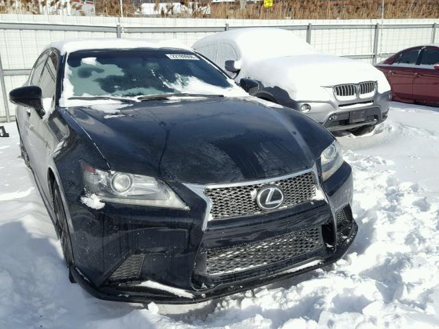 2014 LEXUS GS 350 3.5L