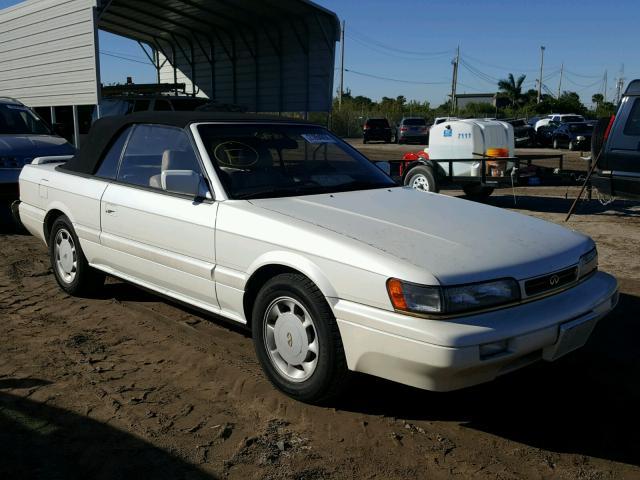 Auto Auction Ended On VIN JNXHF16C2NT012075 1992 Infiniti M30