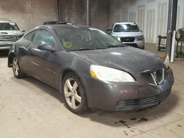 Auto Auction Ended On Vin 1g2zm151864259490 2006 Pontiac G6 Gtp In Pa Philadelphia East