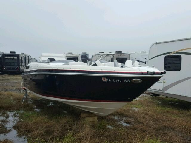 Salvage 2014 Larson BOAT for sale