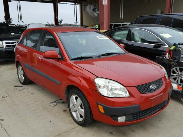 2008 KIA RIO 5 SX 1.6L