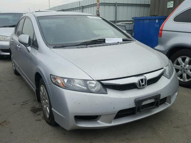 2009 honda civic gx for sale ca martinez salvage cars copart usa. Black Bedroom Furniture Sets. Home Design Ideas