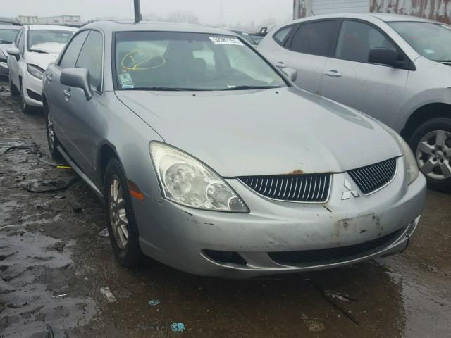 Auto Auction Ended On Vin 6mmap67p94t006086 2004 Mitsubishi
