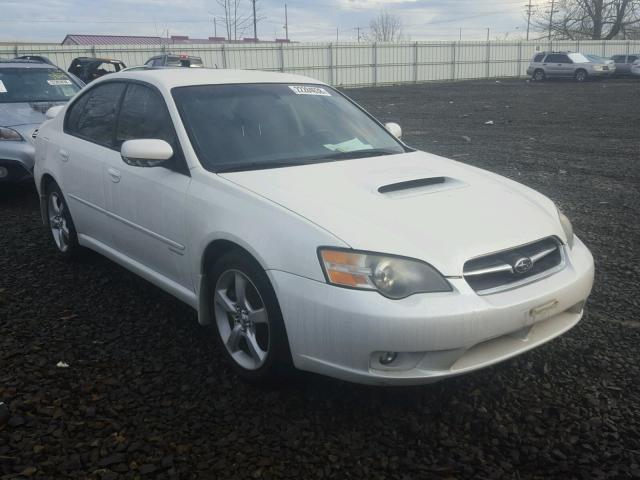 Auto Auction Ended On Vin 4s3bl686754207187 2005 Subaru Legacy Gt Rhautobidmaster: 2007 Subaru Legacy Gt Paint Code Location At Gmaili.net