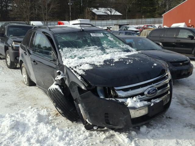 Auto Auction Ended On Vin Fmdkgceba  Ford Edge Se In Ma South Boston