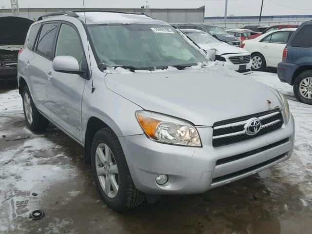 2007 TOYOTA RAV4 LIMIT 3.5L