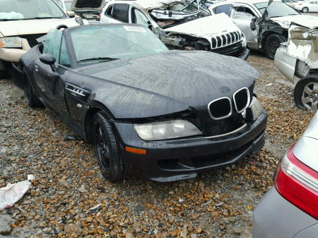 Auto Auction Ended on VIN: WBSCK9333XLC88716 1999 BMW M ROADSTER in ...