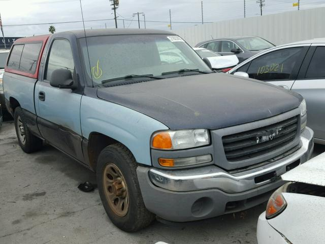 2005 GMC NEW SIERRA 4.3L