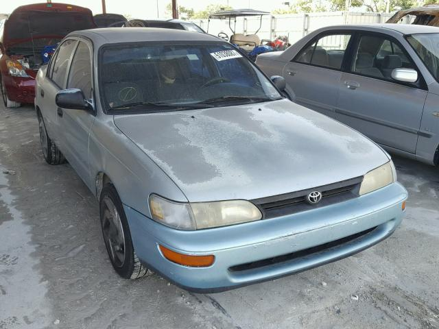Toyota Corolla salvage cars for sale: 1995 Toyota Corolla
