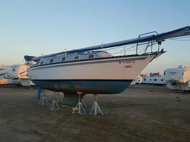 Salvage 1981 Hunter OTHR for sale