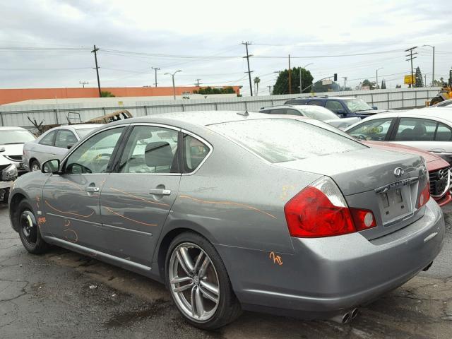 2006 INFINITI M35 BASE 3.5L